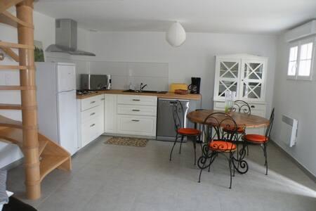 La petite maison dans la ferme... dans le vexin - Civières - Ev