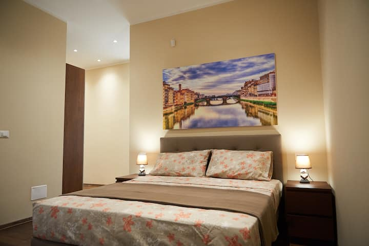 Room5 - Florentia - Miramare Luxury Suite