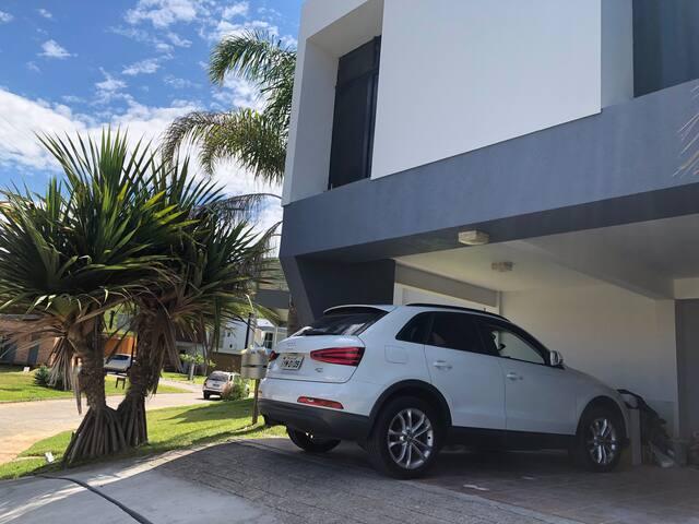 Garagem para 2 carros