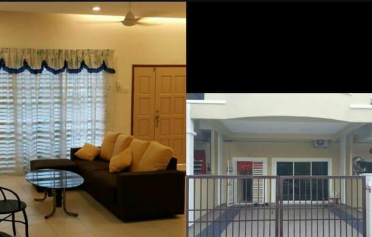 Cozy Spacious New House Near town - Bukit Mertajam - Ev