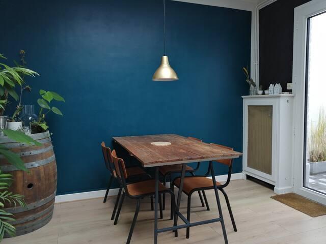 Charmante maison avec jardin (15 minutes de Lille)