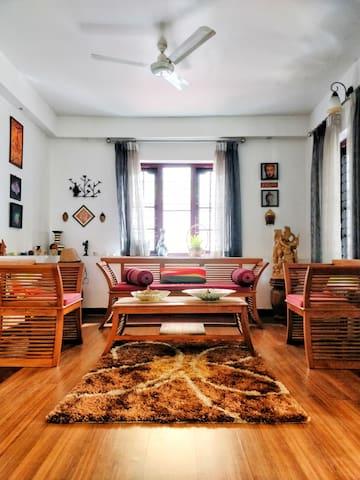 Beautiful home in the heart of kochunis kayankulam