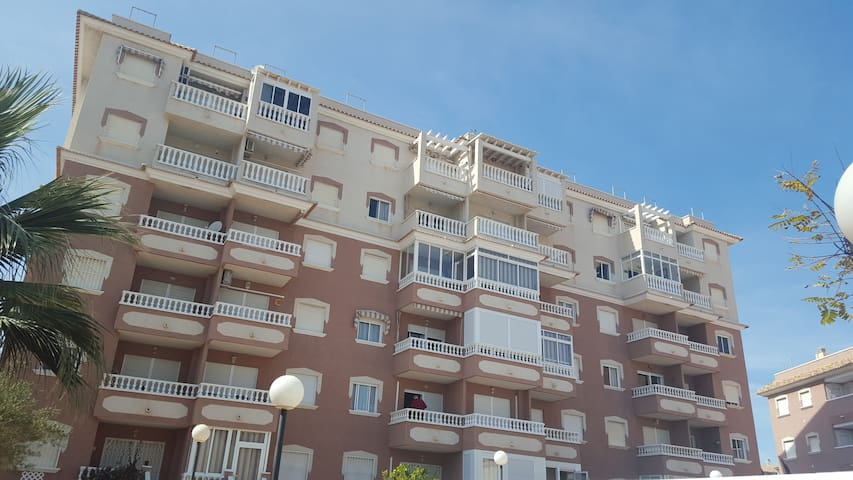 2 dormitorios Eneas - Torrevieja - Appartement
