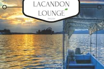Lakeview Lounge Restaurant, excellent Food, amazing View and laid back Lounge Background Music, just perfect to relax from the Busride!