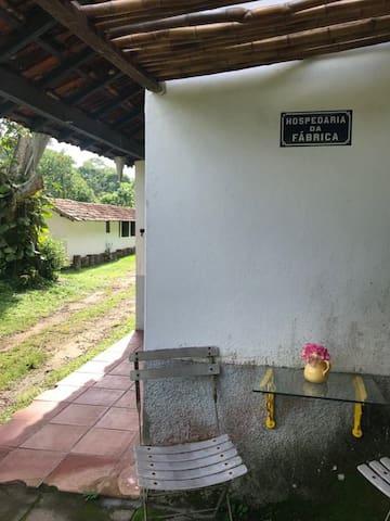 Hospedaria da Fábrica no Sítio da Bocaina