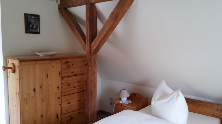 Doppelzimmer in gemütlichem Ambiente - Harsleben - House