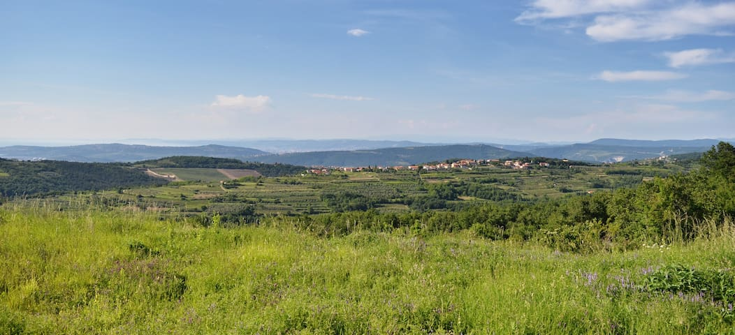 Small houses of Slovenian Istria!