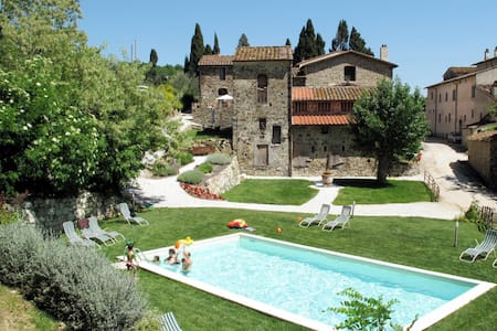Holiday apartment Podere Castiglioni for 4 persons