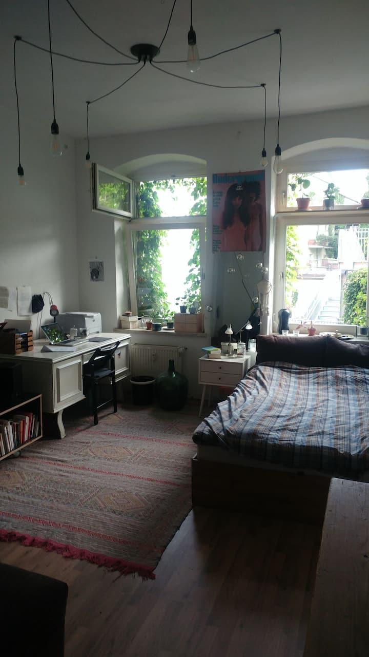 Cozy room in the heart of Berlin