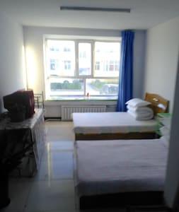 茶卡盐湖天空之镜住宅小屋 - Haixi Mengguzuzangzuzizhizhou - Lägenhet