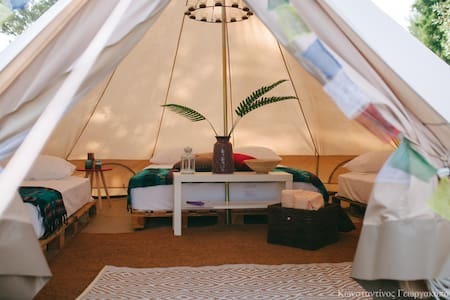 Bell Tent Lux