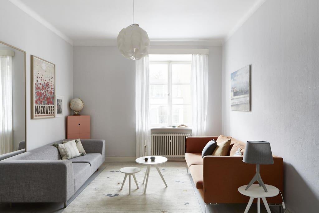 Amplio piso moderno en el centro apartamentos en alquiler en estocolmo stockholms l n suecia - Apartamentos en estocolmo ...