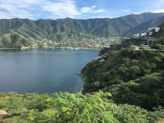 Playas y alrededores de Taganga