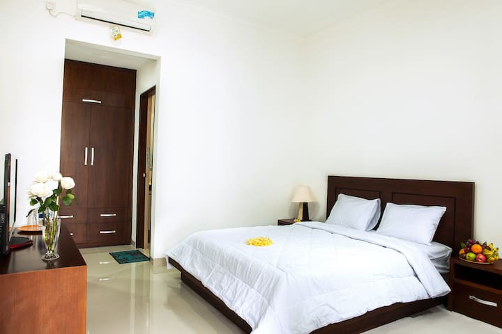 A Guest House kuta - Deluxe Double Room