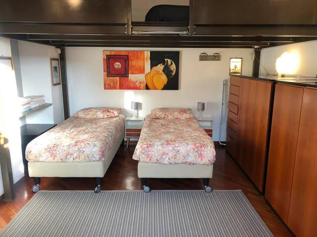 One bedroom BOCCONI IED PORTA ROMANA CENTER wifi