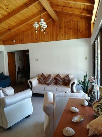 Eclipse solar 2019 Casa en Vicuña Valle Elquino