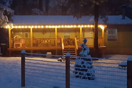 Escape to the Pines of Tonto Village... - Payson - House