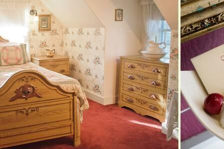 Cleftstone Manor- B&B third floor-Frank Ellis