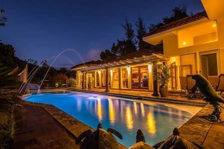 Maui Luxury Villa, Pool, Theater, Gated Entry,View