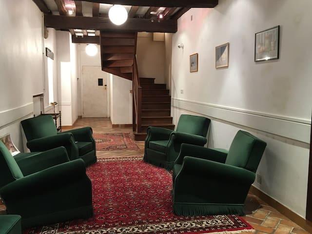 Maison ancienne rue Févret