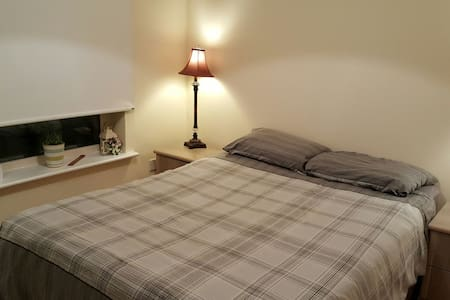 Friendly host couple, double with private bathroom - Dublin - Andet