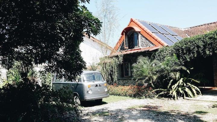 Omah Argopeni Eco Homestay - Bed & Breakfast (20p)