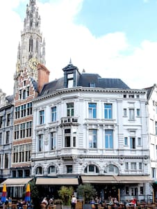 Unique appartment on the Great Market - Anvers - Appartement