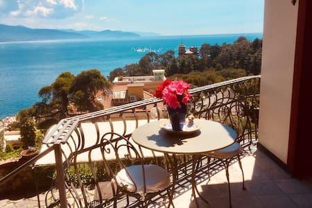La terrazza sul mare- Santa Margherita Ligure