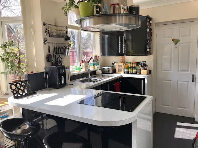 Cosy house near university district (entire home)