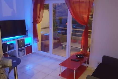 Appartement Deux Pièces Cézeaux - Clermont-Ferrand