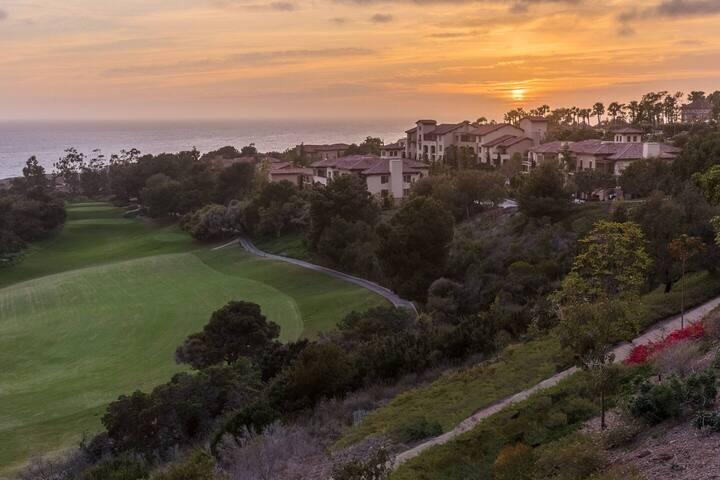 Fabulous Marriott Newport Coast Villa