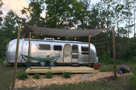 Little Chick Farm's Airstream Dream