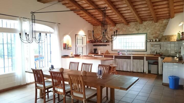 Villa Annette - Fantástica casa a 1 km de la playa