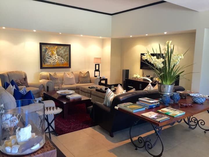 Modern and Peaceful Zimbali Home