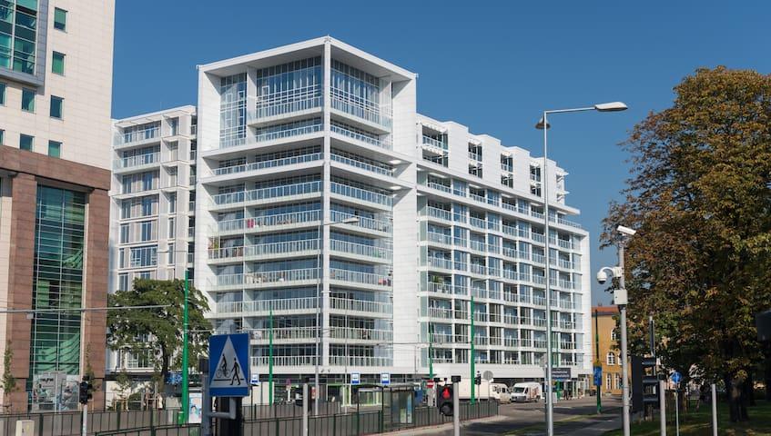 Apartament Towarowa I - Centrum