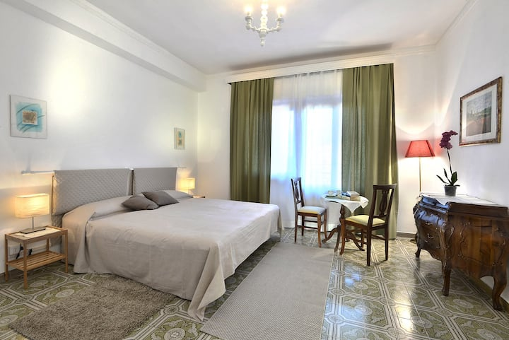 Amiata magic place:  double room with twin beds