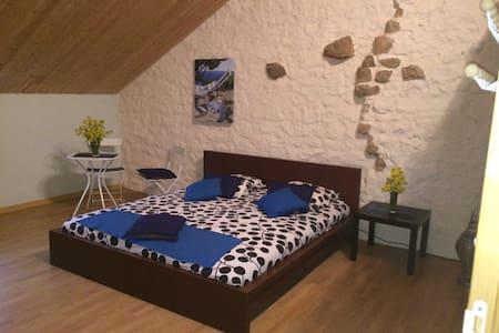 Chambre de 25 m2 dans grande maison - La Quarte - Ev