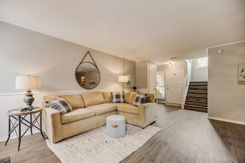 McKinney Townhome 2 Miles To Historic Square