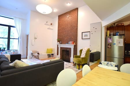 Gorgeous two bedroom right off central park west