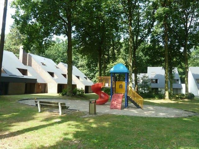 Vakantiehuisje park Midden-Limburg