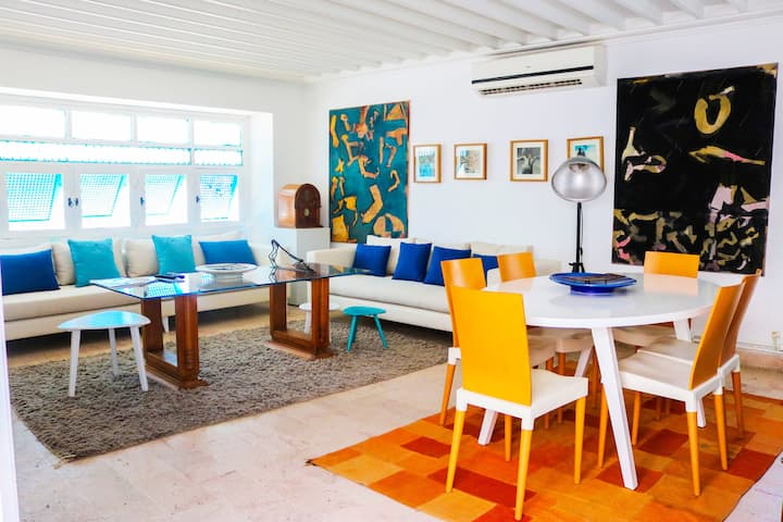 La Maison de l'artiste - Au coeur de Sidi Bou Said
