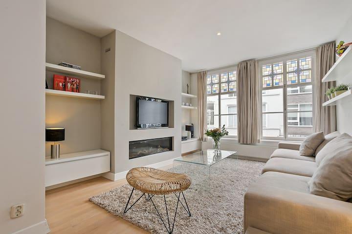 Sfeervol appartement in hartje Den Bosch