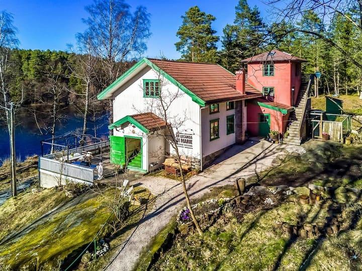 La Locanda di Marie, et gjestehus på Sandøya