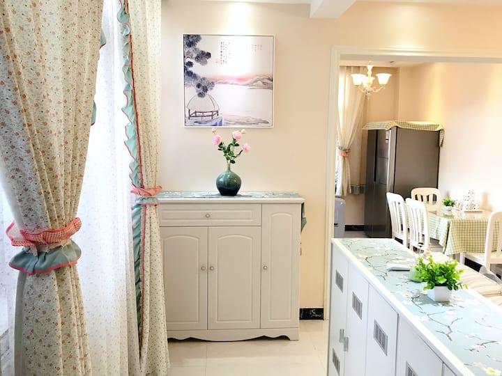我们的House——所有家电、厨房均可免费使用,给您一个五星级的Home。