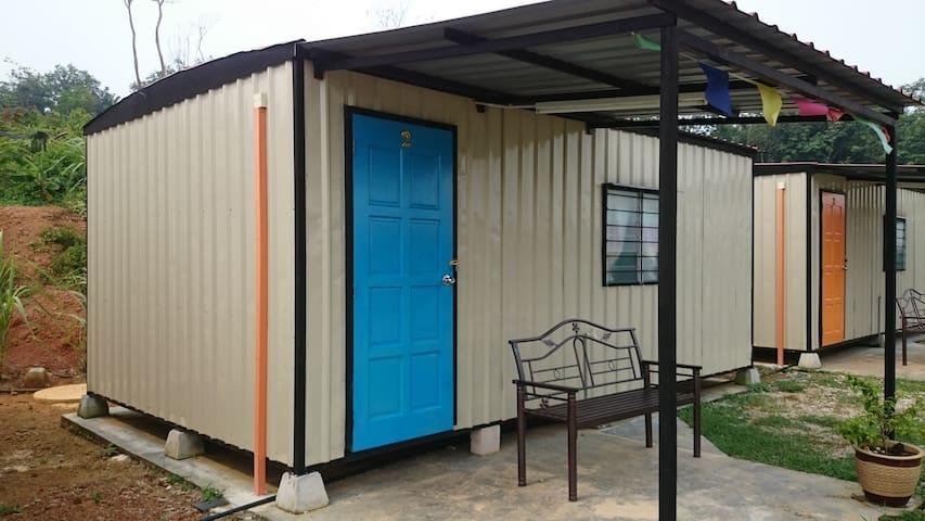 Dcoconut cabin - Tanjong Kling - Annat