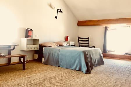Suite 80 m2  au calme proche Metz et Nancy