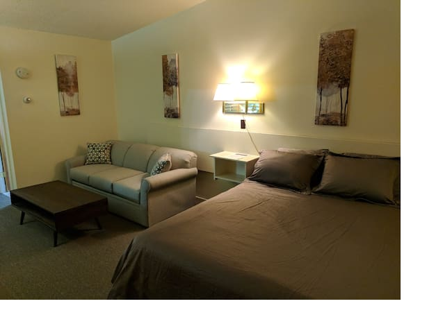 Clear River Inn 1 Bedroom Suite with Full Kitchen