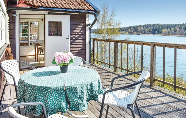 Holiday cottage with 2 bedrooms on 90m² in Söderköping