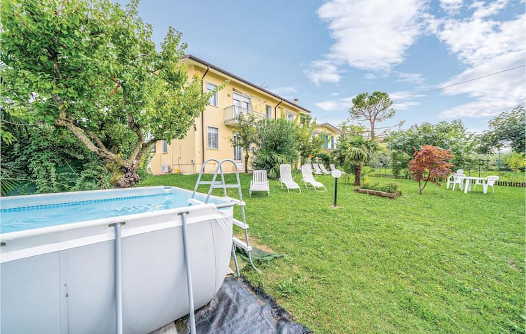 Holiday apartment with 1 bedroom on 55m² in Lazise -VR-