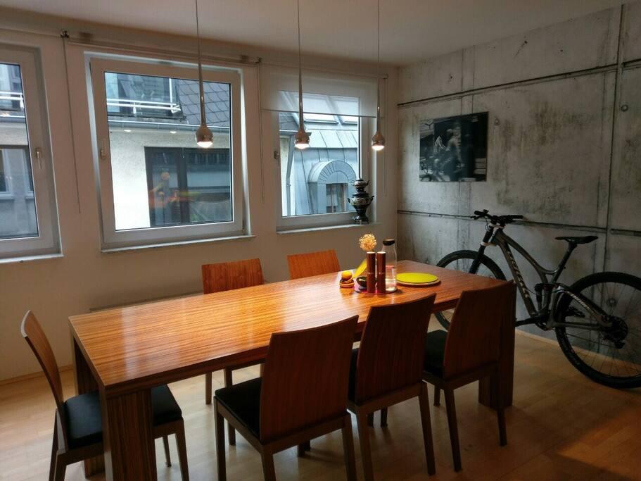 Essbereich/ Küche